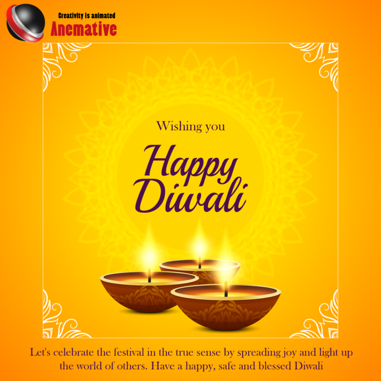 Social Media Post for Diwali